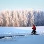 Pazaudējis slēpes